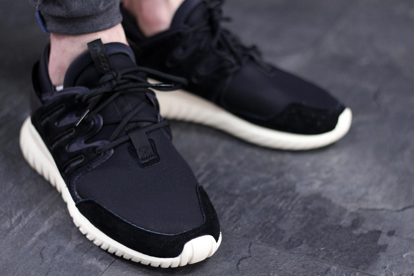 Yeezy Vibes On The New adidas Tubular Shadow