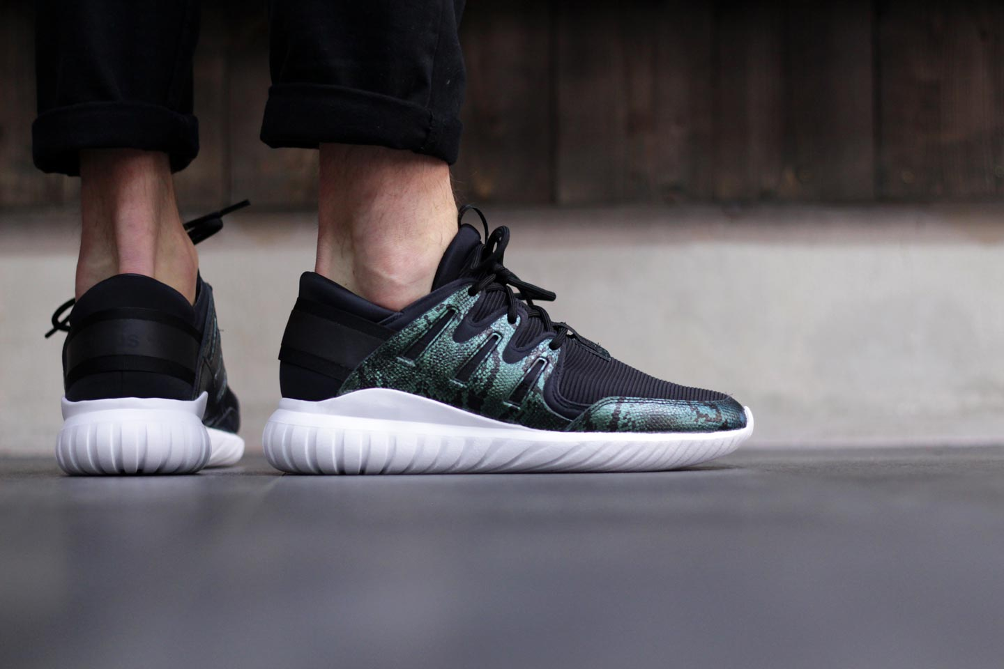 Adidas TUBULAR RADIAL Red S81920