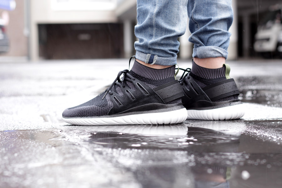 Adidas Tubular Radial CNY Shoes Black adidas UK