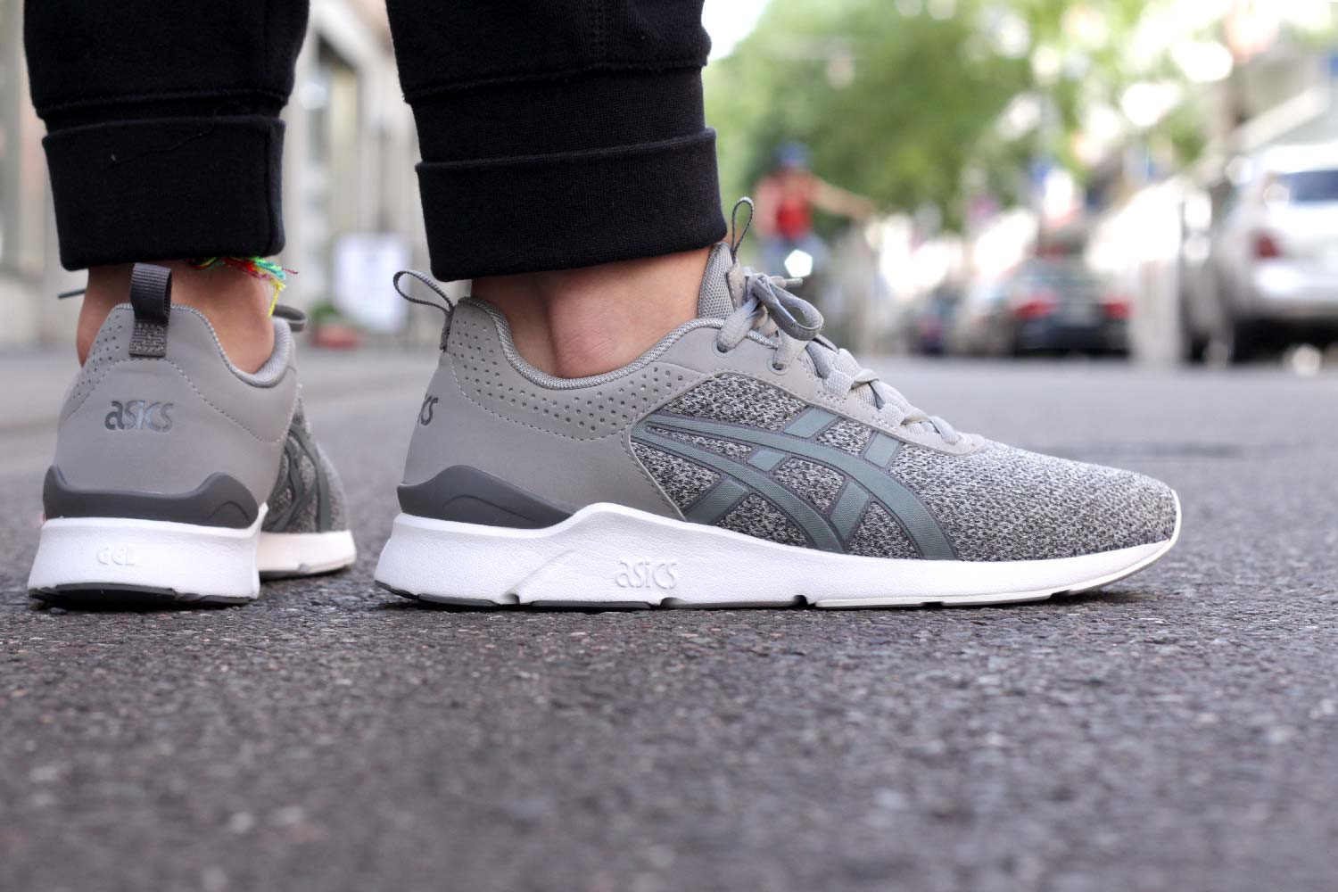 asics gel lyte runner grey