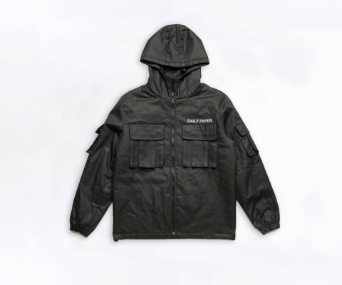 Water Repellent Fishing Jacket front