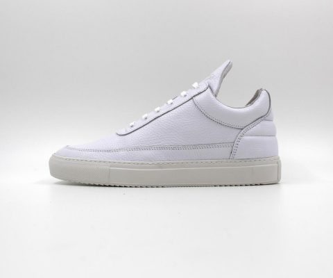 Filling Pieces Low Top White