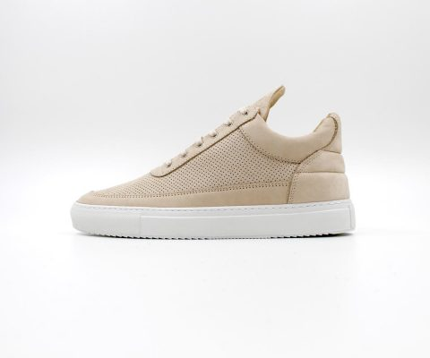 Filling Pieces Low Top Tone Perforated (Frost)