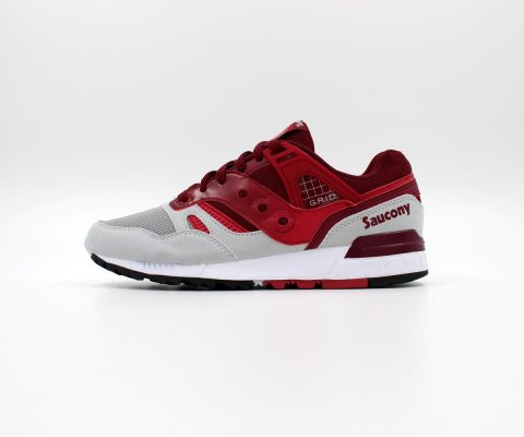 Saucony Grid SD Bourdeaux/Grey