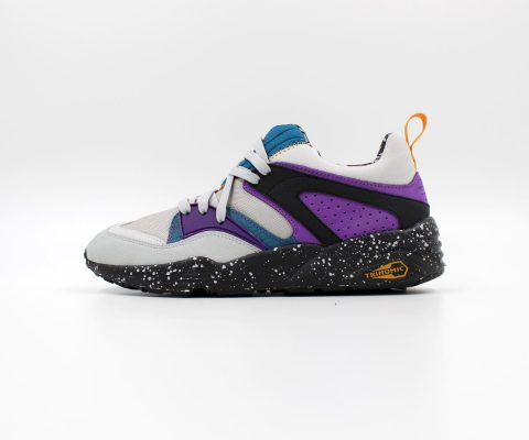 Puma x ALIFE Trinomic Blaze of Glory (Grau/Lila)