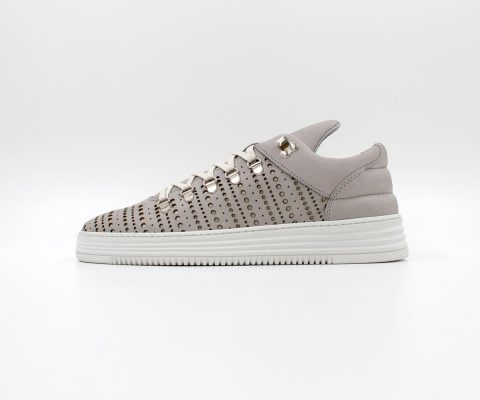 Filling Pieces Mountain Cut Perforated Mix Grey