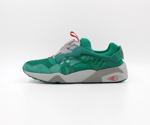 Puma Trinomic Disc Blaze x ALIFE (Ultramarine / High Rise)