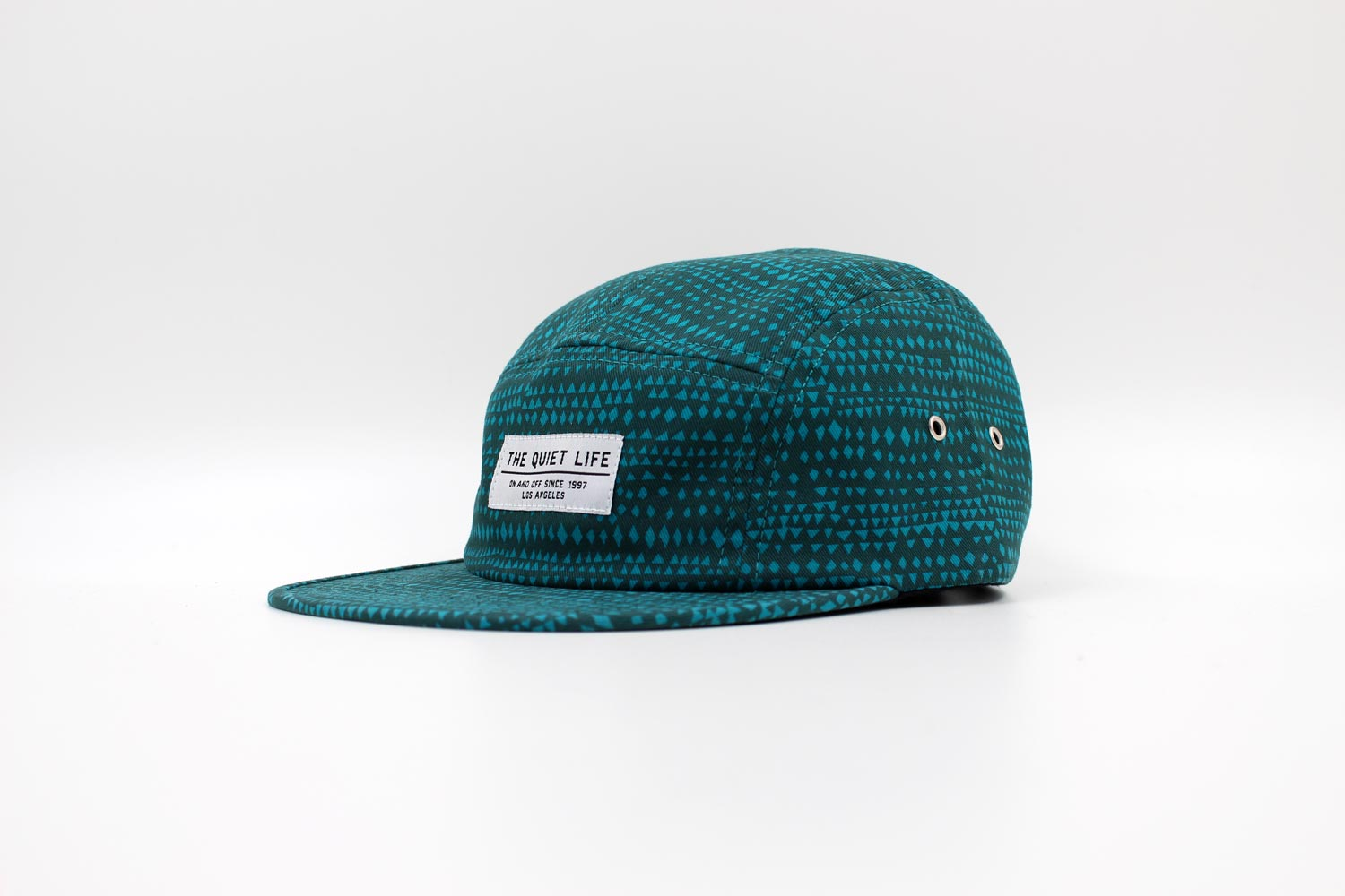 The Quiet Life | Misato 5 Panel (Marina Blue)