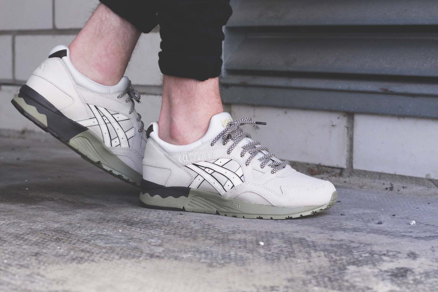 Asics Gel Lyte V Off White | Sapato Sneakerstore