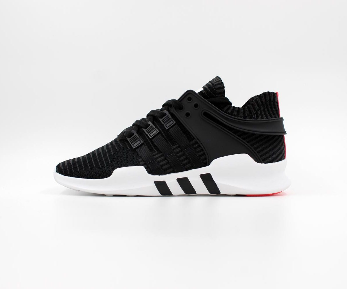Unboxing and On feet Adidas Boost EQT Support 93/16 Black