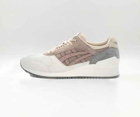 Asics Gel Respector Taupe Grey
