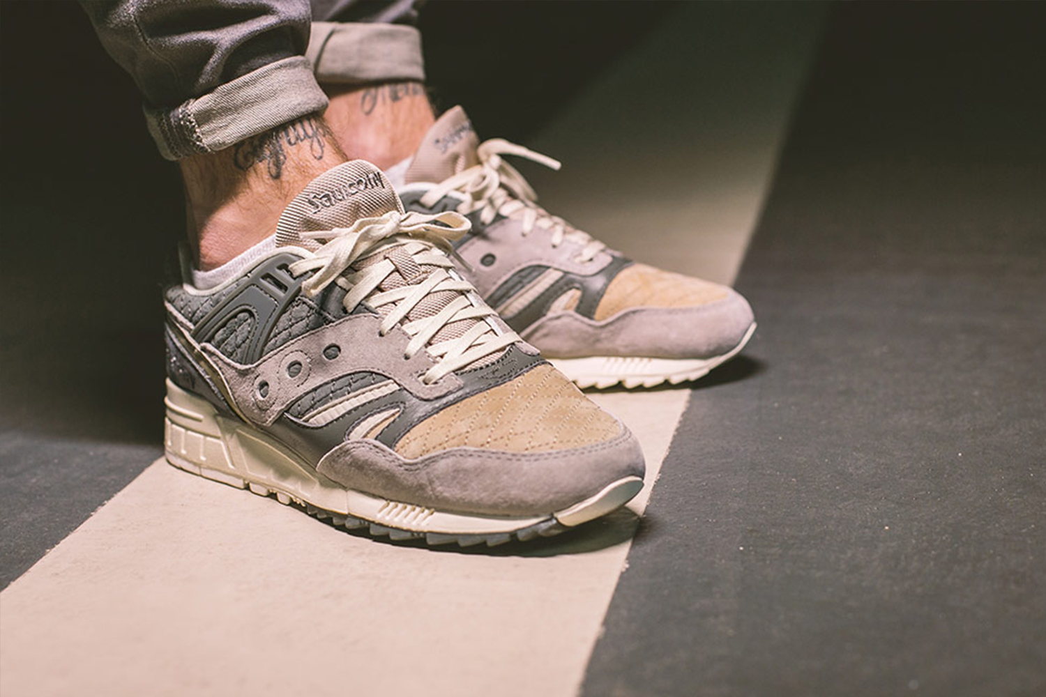 Saucony Grid SD Quilted Pack 2
