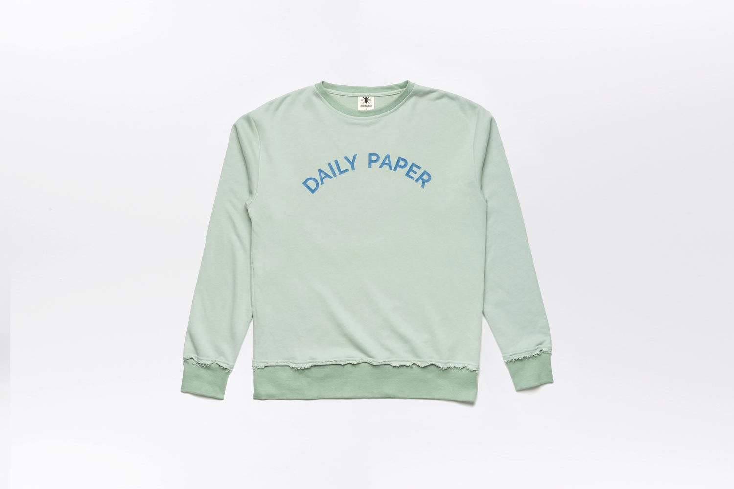 Daily Paper French Terry Sweater Mint
