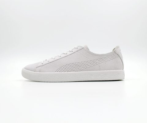 Puma x STAMPD Clyde White