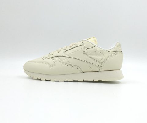 Reebok Classic Leather x Spirit Washed Yellow