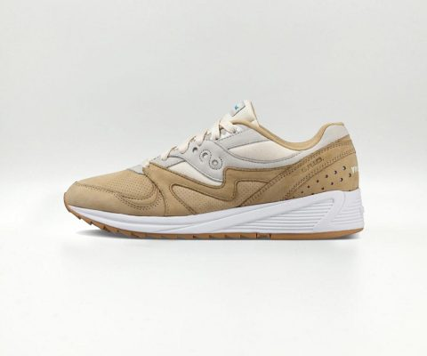 Saucony Grid 8000 Tan
