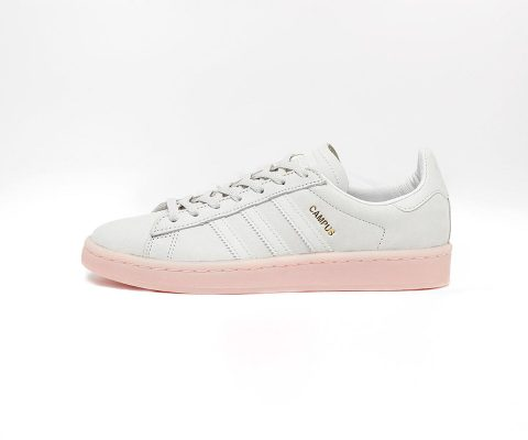 adidas campus w grey pink BY9839