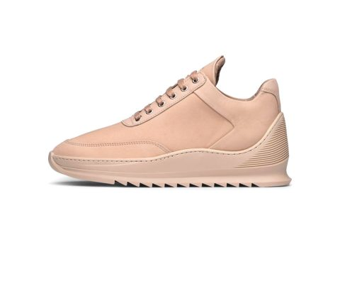 Filling Pieces Low Top Heel Cap Mono