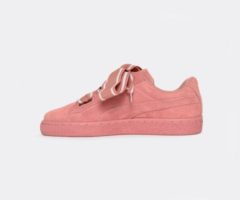 Puma Suede Heart Satin II Womens