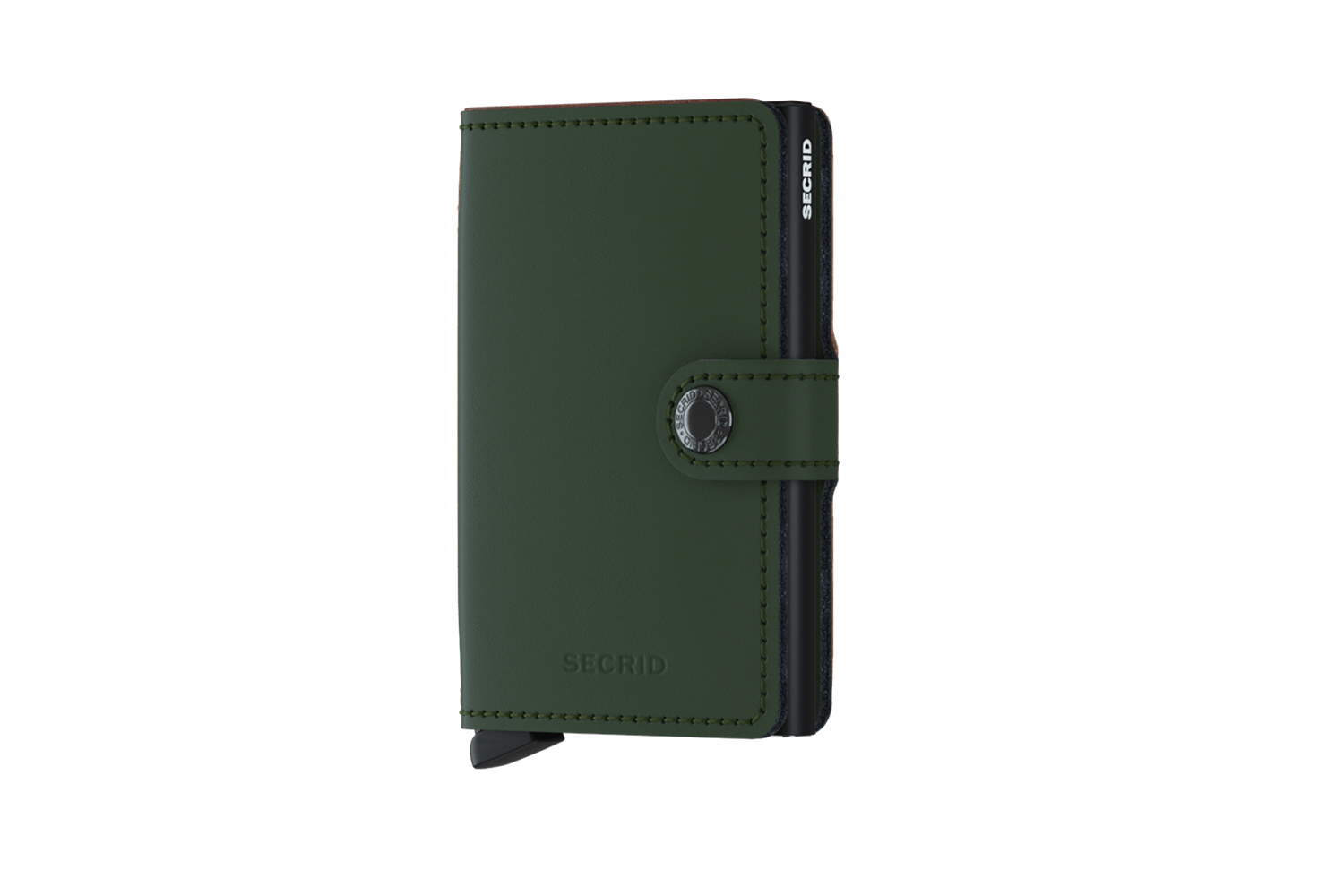 Secrid Miniwallet Matt Green 2