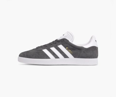 addias Gazelle Grey