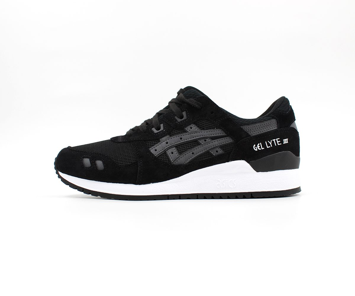 asics gel lyte 3 black