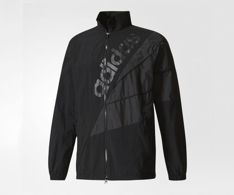 adidas Tribe Windbreaker Black