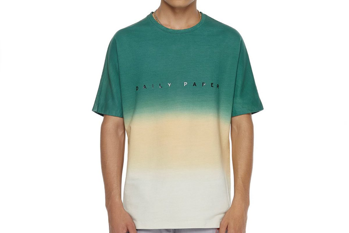 Daily Paper AGRA1 T-Shirt Green
