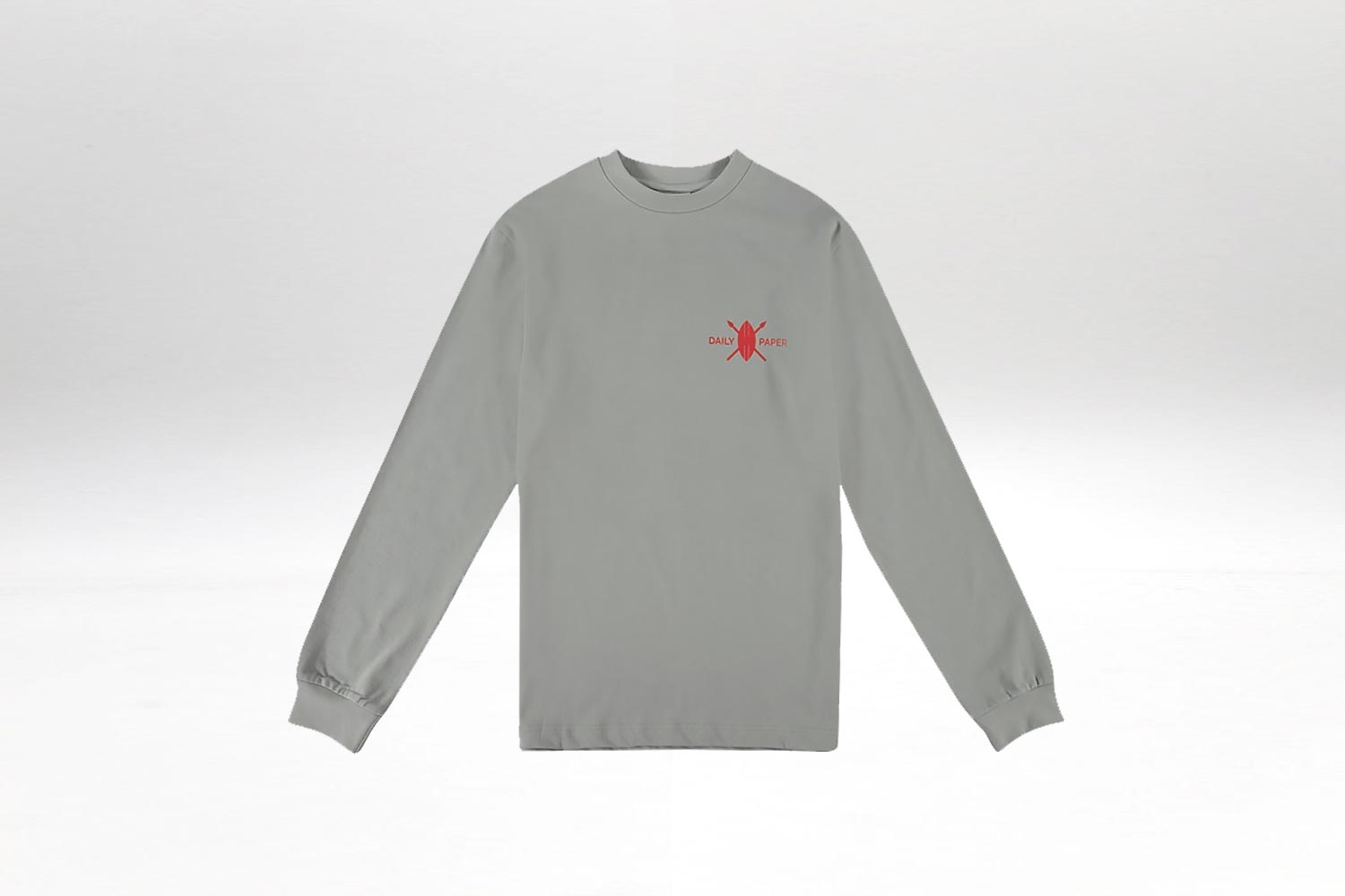 DAILY PAPER COMAR LONGSLEEVE front