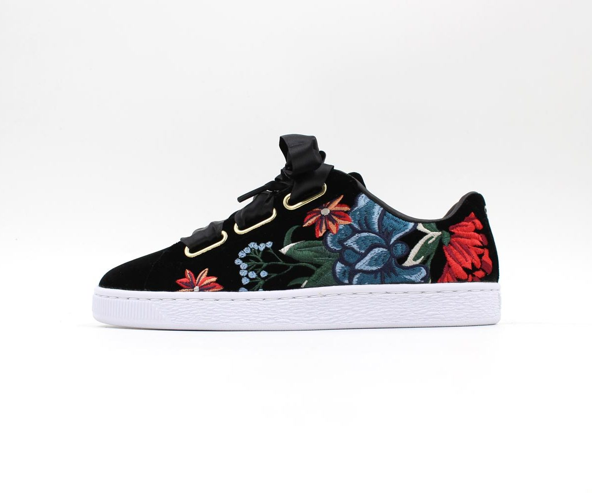 Puma Basket Heart Hyper Emb Women's