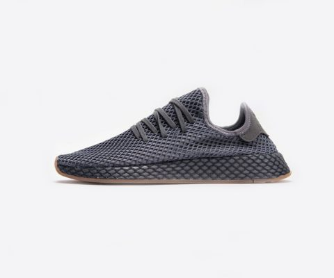 adidas-Deerupt-Dark Grey