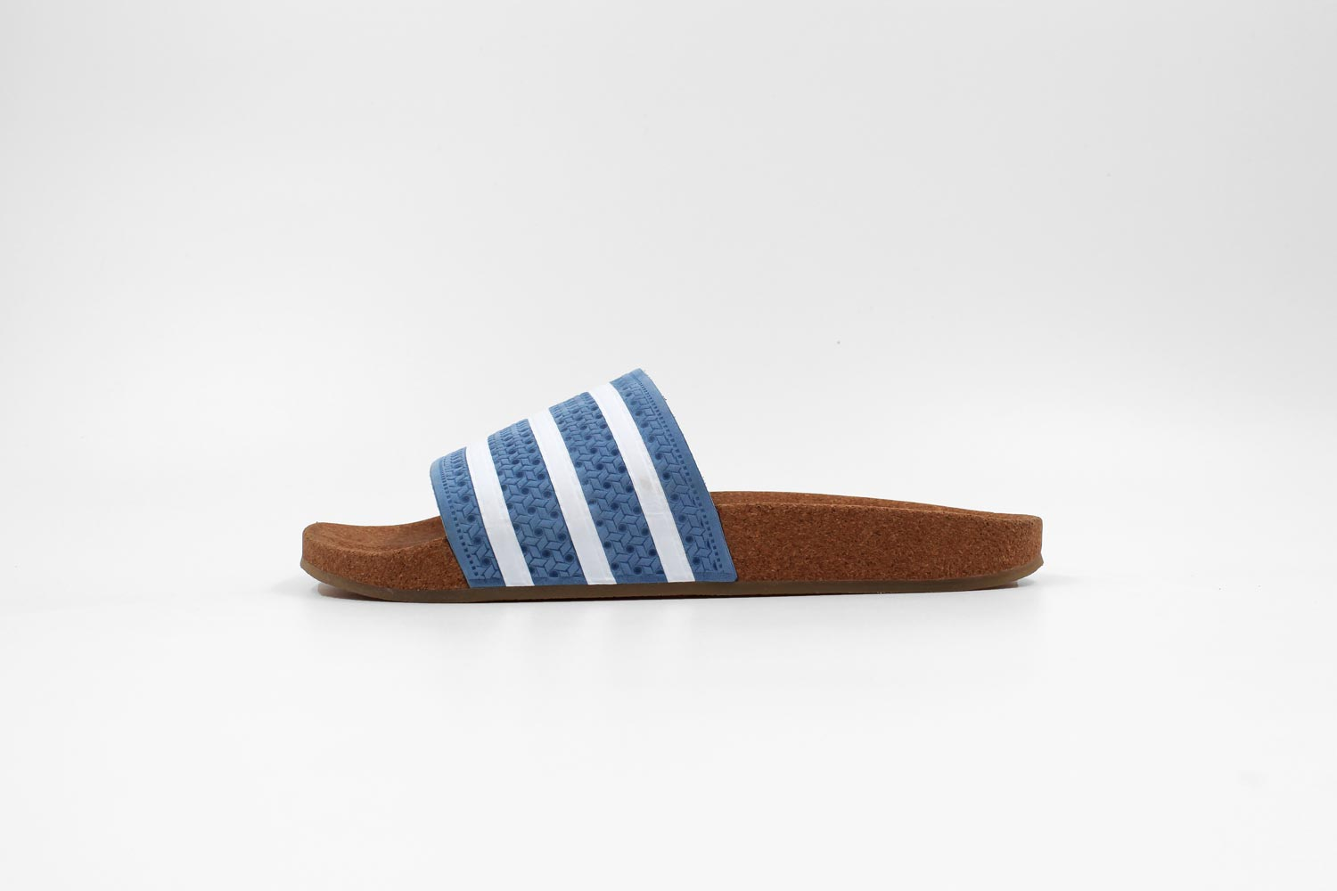 adidas Adilette Cork Slipper Blue