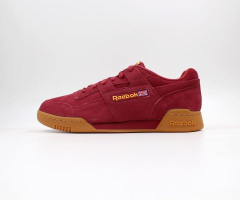 Reebok-Workout-Red