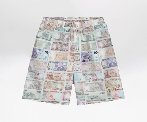 Daily-Paper-Fali Short