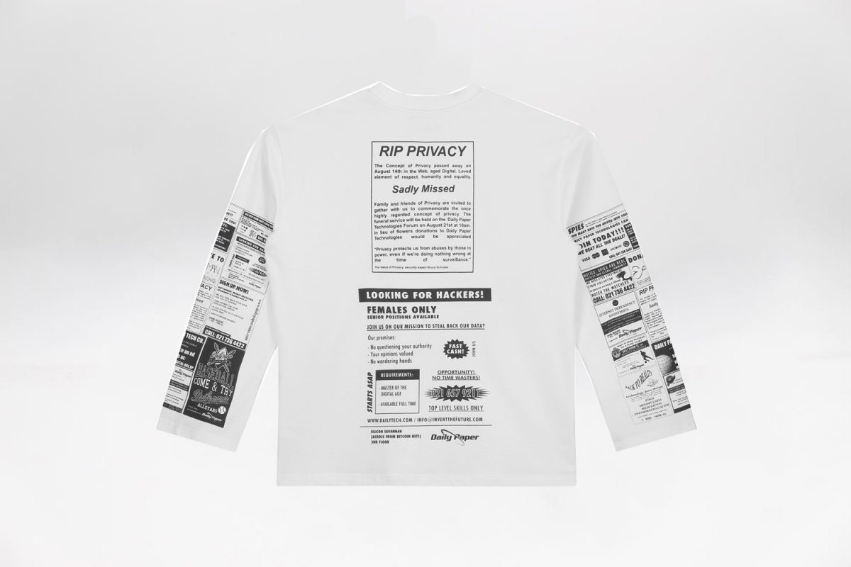 Daily Paper Tee Fang2