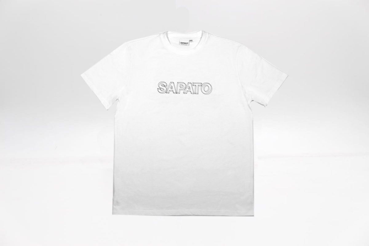 Sapato You'll Miss Us Tee White