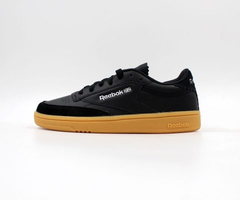 Reebok-Club-C-Black