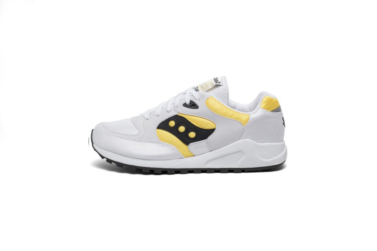 Saucony Jazz Yellow