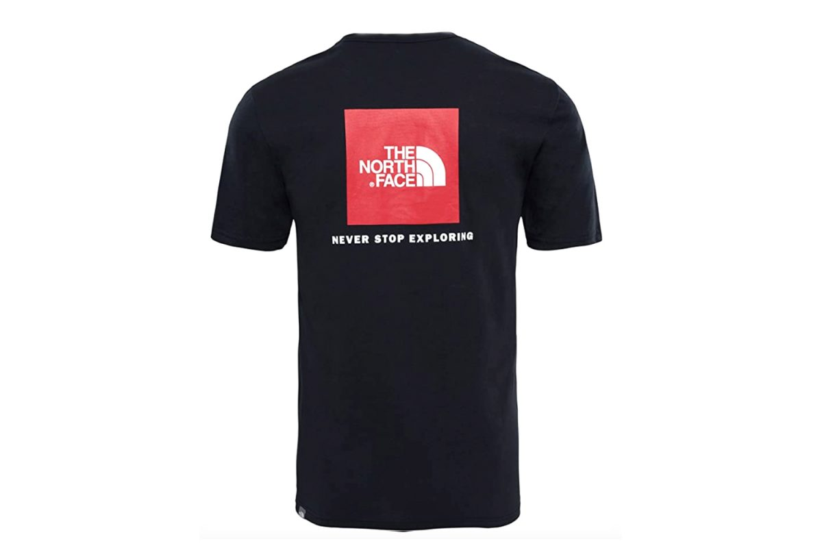 The North Face Red Box Tee 4