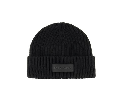 Daily-Paper-Ebeanie Black