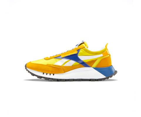 Reebok CL Legacy Yellow
