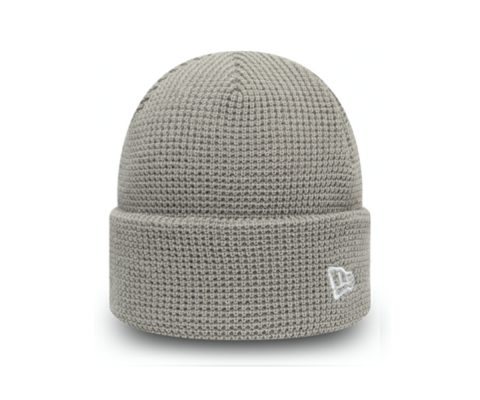 New Era Short Knit Grey