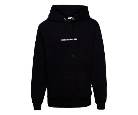 Filling Pieces Blurred Fire Hoodie